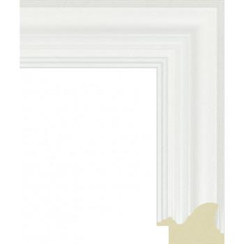 548.RS54.723 Пластиковый багет Белый