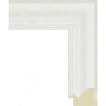 548.RS54.730 Пластиковый багет Белый
