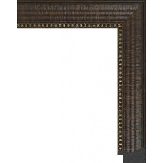 565.RS.147 Пластиковый багет Коричневый в интернет-магазине ROSESTAR фото