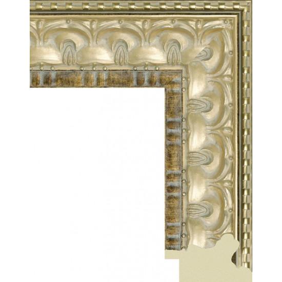 586.RS60.189 Пластиковый багет Золотой в интернет-магазине ROSESTAR фото