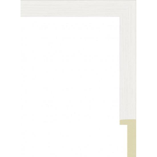 801.RS.138 Пластиковый багет Белый в интернет-магазине ROSESTAR фото