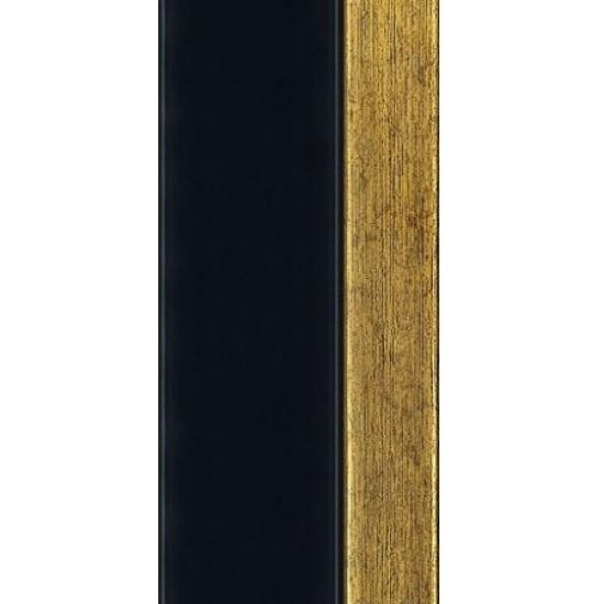 812.RS.020 Пластиковый багет Чёрный в интернет-магазине ROSESTAR фото