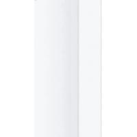 812.RS.181 Пластиковый багет Белый
