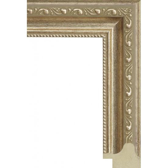 886.RS.462 Пластиковый багет Золотой в интернет-магазине ROSESTAR фото