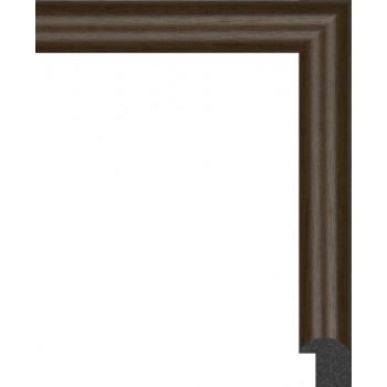199N.RS.212 Пластиковый багет Коричневый