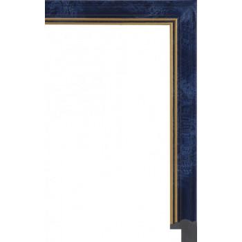 135N.RS.397.1 Пластиковый багет Синий