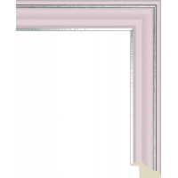 125N.RS.519 Пластиковый багет Розовый