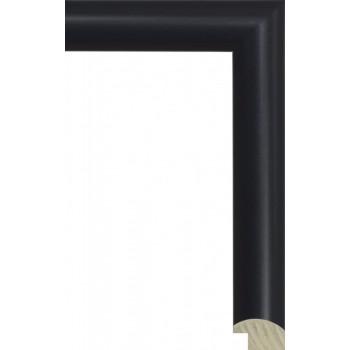 122N.RS.141 Пластиковый багет Черный