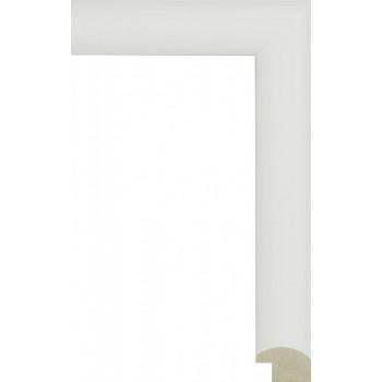 122N.RS.226 Пластиковый багет Белый
