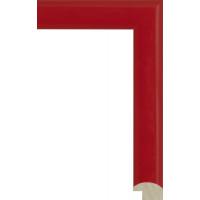 122N.RS.227.1 Пластиковый багет Красный