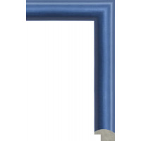 122N.RS.213.1 Пластиковый багет Голубой