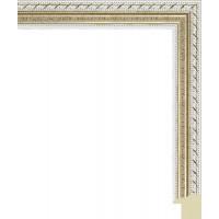 802.RS.159 Пластиковый багет Золотой