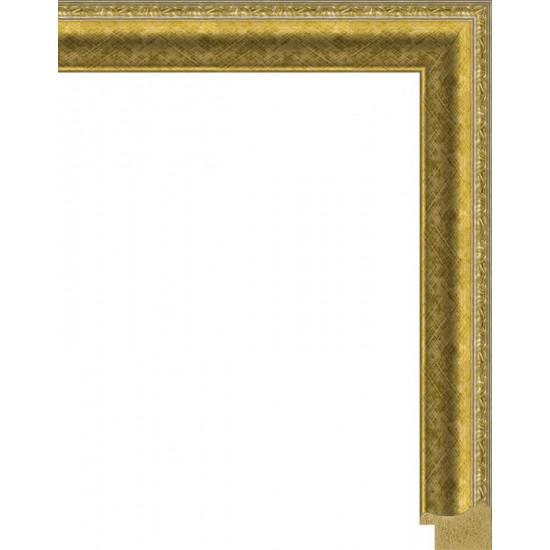 805.RS.901 Пластиковый багет Золотой в интернет-магазине ROSESTAR фото