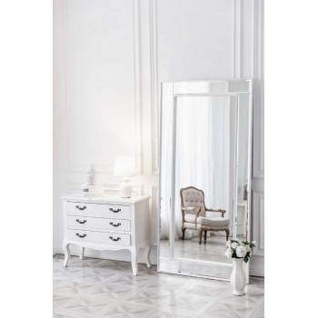 Зеркало большое напольное и настенное в полный рост в зеркальной раме Sentina
