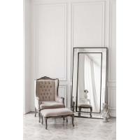 Зеркало большое напольное и настенное в полный рост в зеркальной раме Memoro