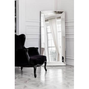 Зеркало большое напольное и настенное в полный рост в зеркальной раме Glories