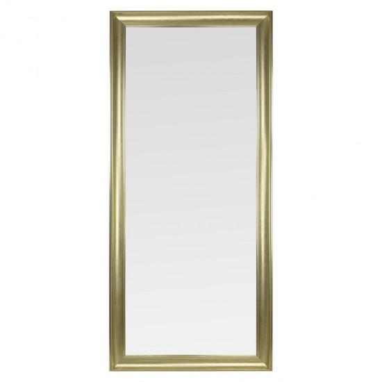 Зеркало настенное и напольное в полный рост в раме Lissery Шампань в интернет-магазине ROSESTAR фото