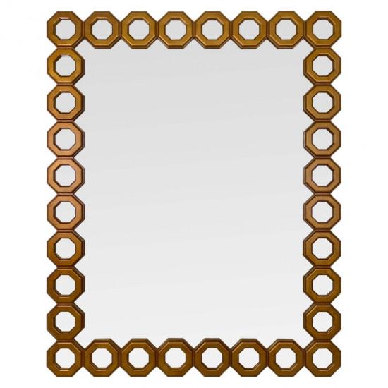 Зеркало в золотой раме Lambrusco в интернет-магазине ROSESTAR фото