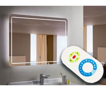Управляй подсветкой или для чего нужен диммер на зеркале
