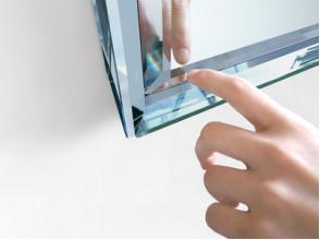 Что такое фацет и как использовать зеркало с фацетом в интерьере