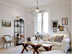 Светильники в скандинавском стиле: светло и уютно даже холодной зимой