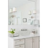 Большое прямоугольное зеркало на стену А1