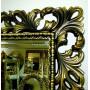 Зеркало в полный рост большое на стену/напольное в раме «Монако» Бронза в интернет-магазине ROSESTAR фото 1