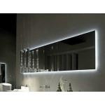 Большие зеркала с подсветкой