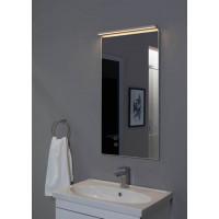 Зеркало в алюминиевой раме Сильвер 50х75 Серебро