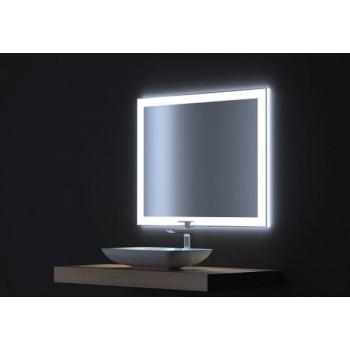 Зеркало с сенсорной LED подсветкой Сити 60х75