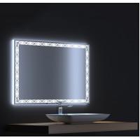 Зеркало с LED подсветкой Тренд 140х75