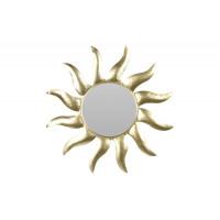 Зеркало солнце в золотой раме HZ2002500