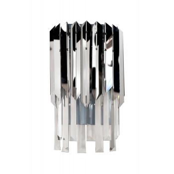 Бра с кристаллами хром 62GDM-81006CH