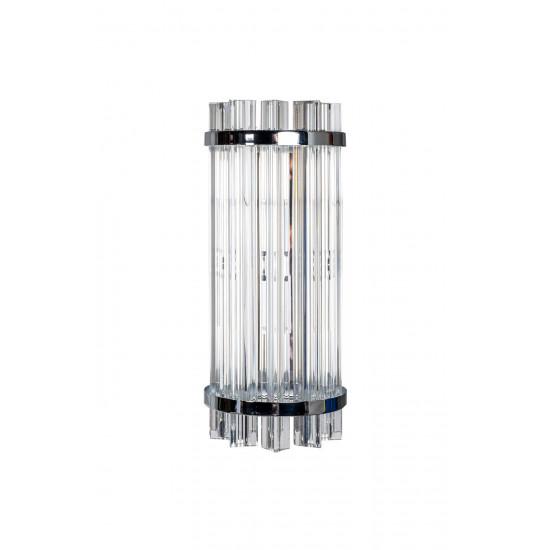 Стеклянное бра хром 62GDW-D007K5B/350CH в интернет-магазине ROSESTAR фото