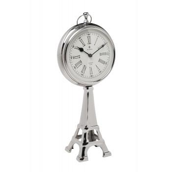 Часы настольные Эйфелева башня хром 79MAL-5579-18NI