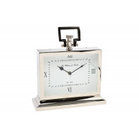Часы настольные прямоугольные  хром 79MAL-5286-26NI