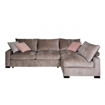 Четырехместный угловой раскладной модульный диван MANCHESTER-M