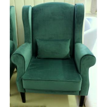 Кресло зеленое Torino 2 кат GD-TORINO-2
