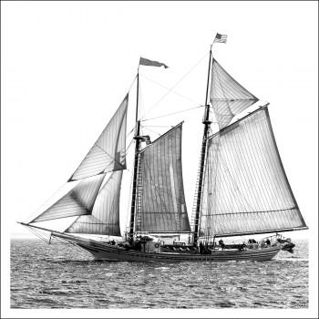 Холст Парусник-3 54STR-SEA3