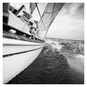Холст Парусник-4 54STR-SEA4