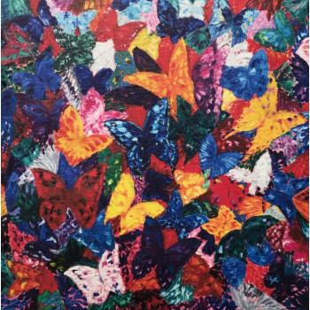 Холст Бабочки-1 89VOR-AQUARELLE36