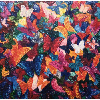 Холст Бабочки-2 89VOR-AQUARELLE37