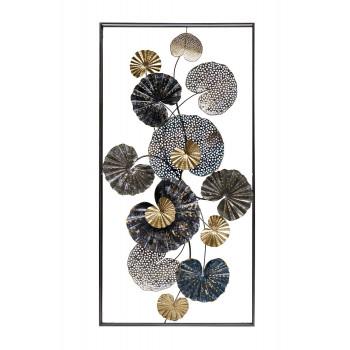 Декоративное панно Листья 37SM-1633