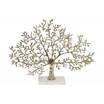 Золотая статуэтка Дерево 69-919201