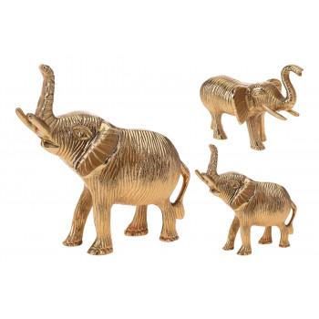 Статуэтка Слон золотая A98000450