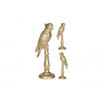 Золотая статуэтка Попугай 795201420