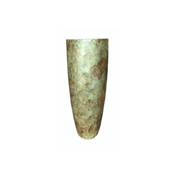 Кашпо напольное перламутровое ZSС899-35