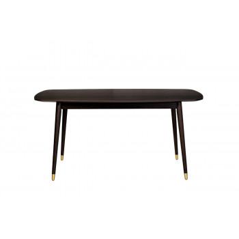 Стол обеденный прямоугольный коричневый 77IP-DT605