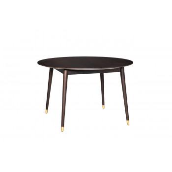 Стол обеденный круглый коричневый 77IP-DT605BR