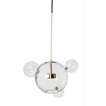 Светильник потолочный Стеклянные шары 92EL-YG20074A-8W